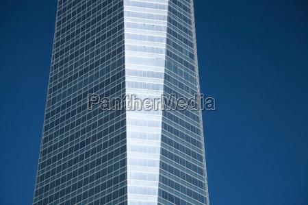 brilliant side of skyscraper