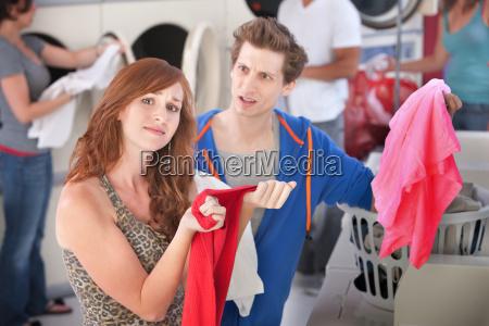 dyed clothing problem