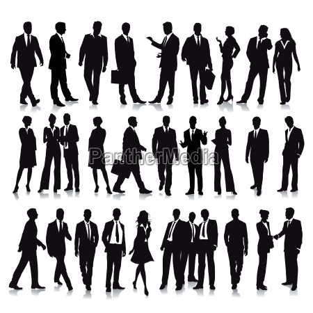 30 business people