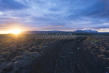 iceland golden circle national park volcanoes