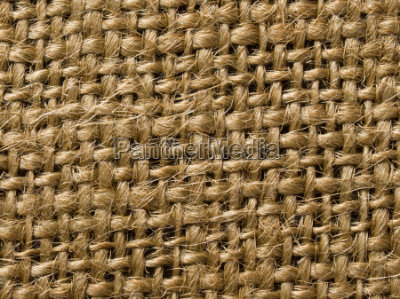 brown burlap fabric texture background