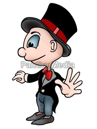 gentleman character
