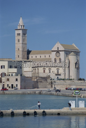 the 12th century cathedral of san
