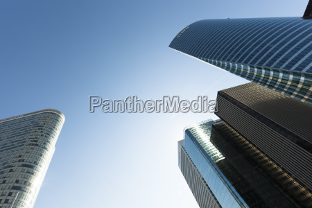 france paris modern office building la