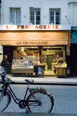 france paris french cheese store