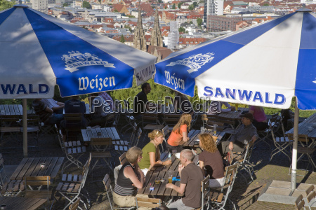 germany baden wuerttemberg stuttgart people in