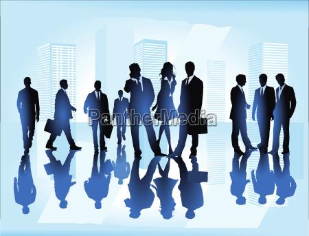 business meetingillustration