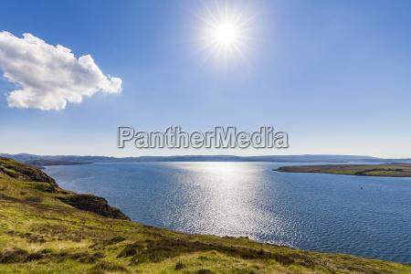 united kingdom scotland highland loch ewe