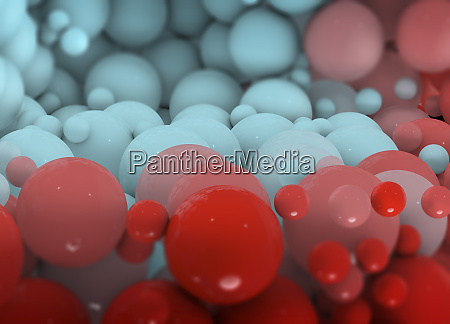 close up backgrounds pattern of red