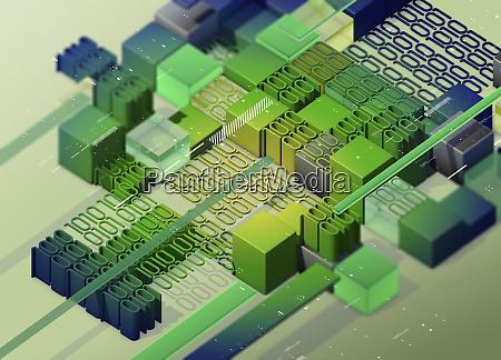 computer programming and blocks of binary