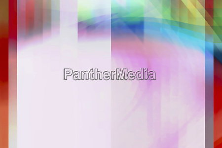 blurred multicolor abstract
